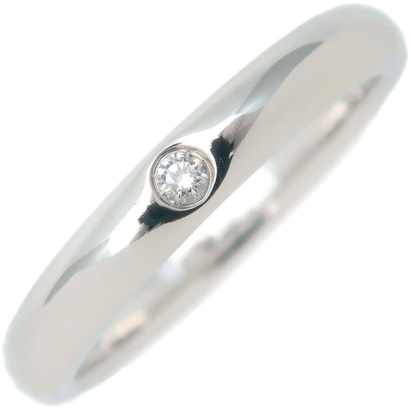 Tiffany&Co.-Stacking-Band-Ring-1P-Diamond-Platinum-US4.5-EU48