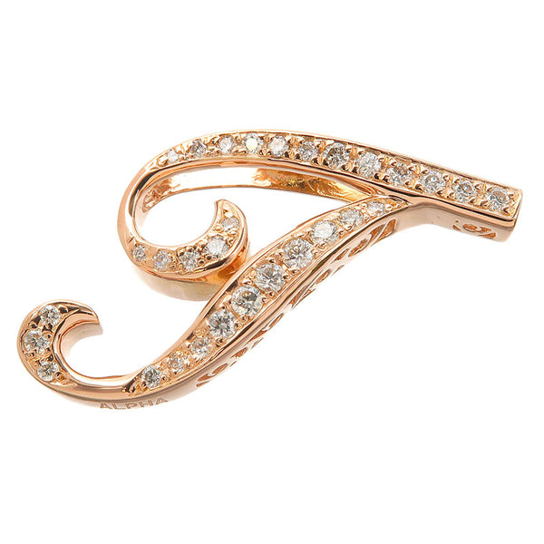 NOMBRE-ALPHA-Initial-T-Diamond-Pendant-Top-0.42ct-Rose-Gold