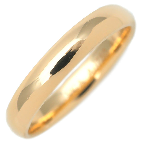Van Cleef & Arpels Marriage Ring K18 Yellow Gold #46 US3.5-4
