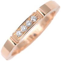 Cartier-maillon-panthère-Ring-4P-Diamond-Rose-Gold-#52-US6-EU52