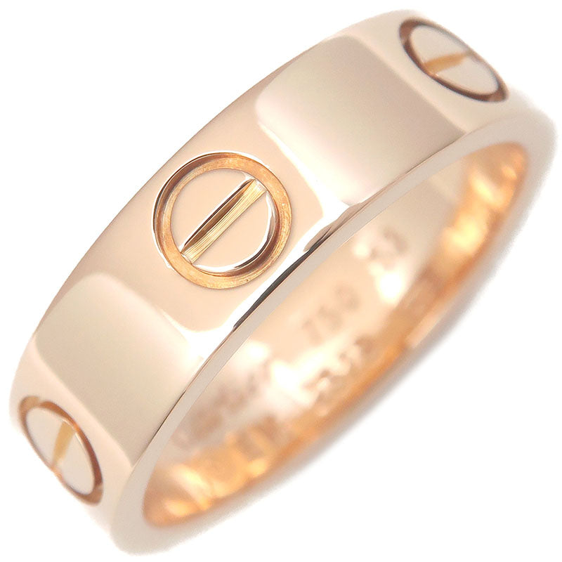 Cartier-Love-Ring-K18-Rose-Gold-#53-US6.5-7-HK14.5-EU53.5