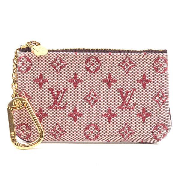Louis-Vuitton-Monogram-Pochette-Cles-Coin-Case-Cerise-M92238