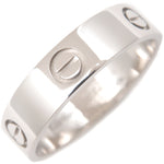 Cartier Love Ring Platinum PT950 #64 US11 HK24.5 EU64.5-65-dct-ep_vintage luxury Store