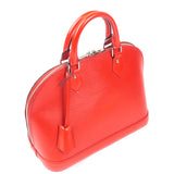 Louis Vuitton Epi Alma PM Hand Bag Coquelicot Red M41154-dct-ep_vintage luxury Store