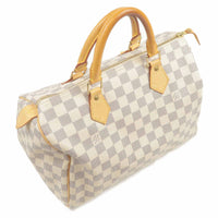 Louis Vuitton Damier Azur Speedy 30 Boston Hand Bag N41370-dct-ep_vintage luxury Store