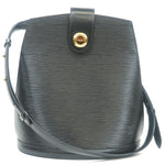 Louis Vuitton Epi Cluny Shoulder Bag Noir M52252
