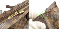 Louis Vuitton Damier Chelsea Tote Bag Brown N51119