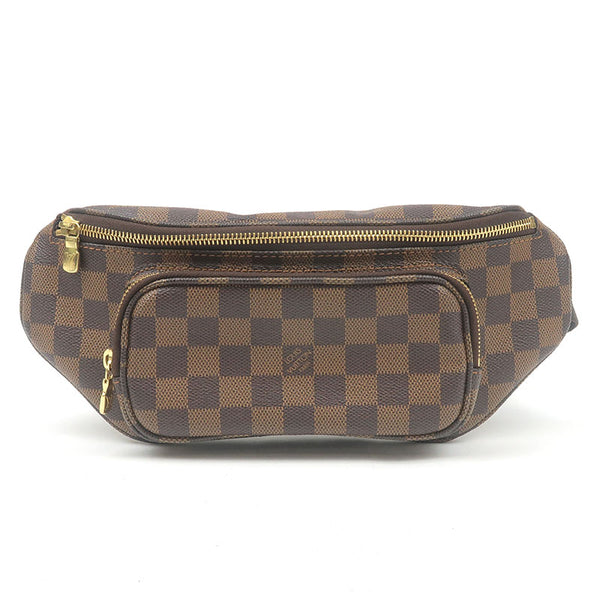 Louis-Vuitton-Damier-Bum-Bag-Melville-Waist-Body-Bag-N51172