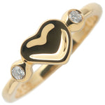 Tiffany&Co.-Full-Heart-2P-Diamond-Ring-K18-Yellow-Gold-US7-EU54.5