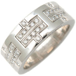 HERMES-Kilim-Ring-Pave-Diamond-K18WG-White-Gold-#53-US6.5-7
