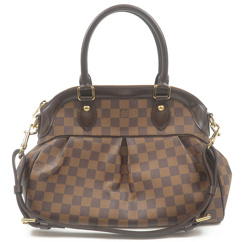 Louis-Vuitton-Damier-Trevi-PM-2Way-Hand-Shoulder-Bag-N51997