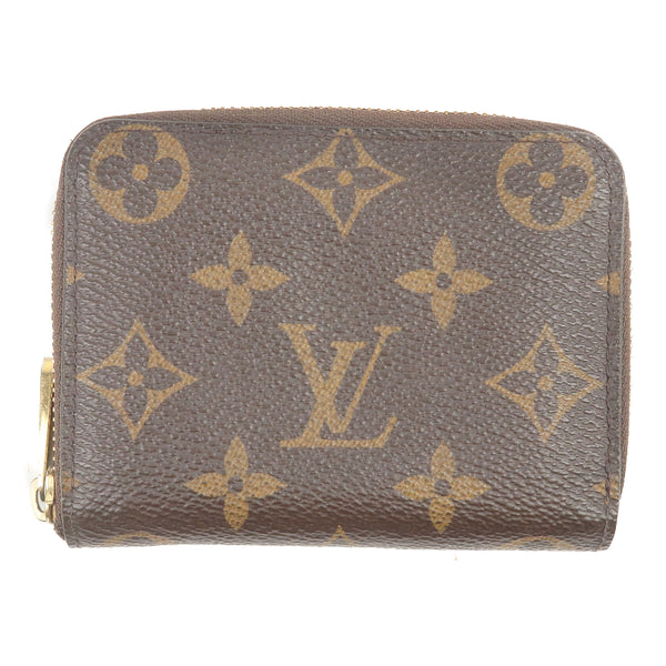 Louis Vuitton Monogram Zippy Coin Purse Coin Case M60067