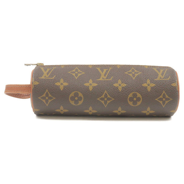 Louis Vuitton Monogram Trousse Ronde Pen Case M47630-dct-ep_vintage luxury Store