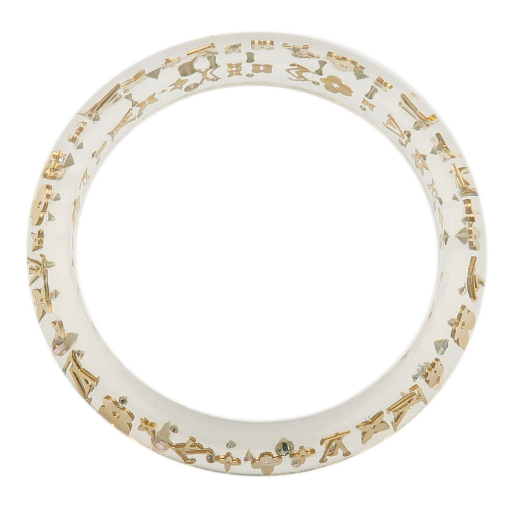 Louis Vuitton Bracelet Inclusion TPM Bangle Clear M65866-dct-ep_vintage luxury Store