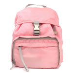 PRADA Nylon Back Pack Pink V152