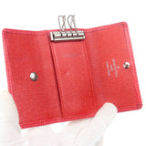 Louis Vuitton Epi Multiclés 4 Key Holder Case Red M63827-dct-ep_vintage luxury Store