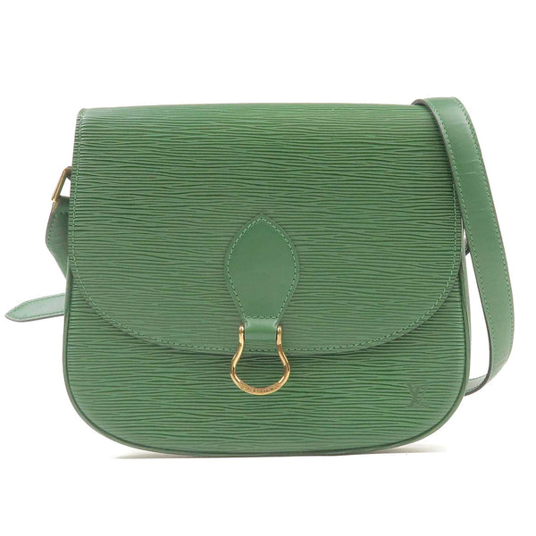 Louis Vuitton Epi Saint Cloud Shoulder Bag Green M52194-dct-ep_vintage luxury Store