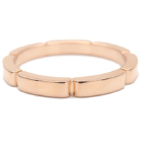 Cartier maillon panthère Ring 4P Diamond Rose Gold #55 US7.5-dct-ep_vintage luxury Store