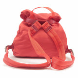 PRADA Nylon Leather Back Pack Red-dct-ep_vintage luxury Store