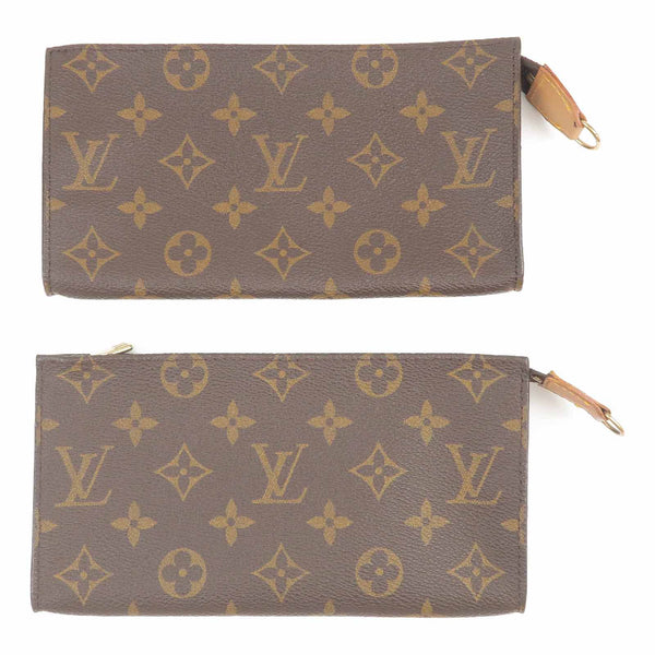 Louis Vuitton Monogram Set of 2 Pouch For Bucket GM-dct-ep_vintage luxury Store