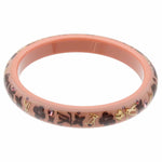 Louis Vuitton Bracelet Inclusion TPM Bangle SizeM Pink M66758