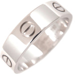 Cartier Love Ring White Gold K18 #63 US10.5 HK23.5 EU63.5-64-dct-ep_vintage luxury Store
