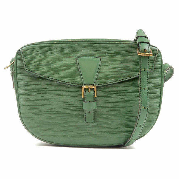 Louis Vuitton Epi Jeune Fille Shoulder Bag Green M52154-dct-ep_vintage luxury Store