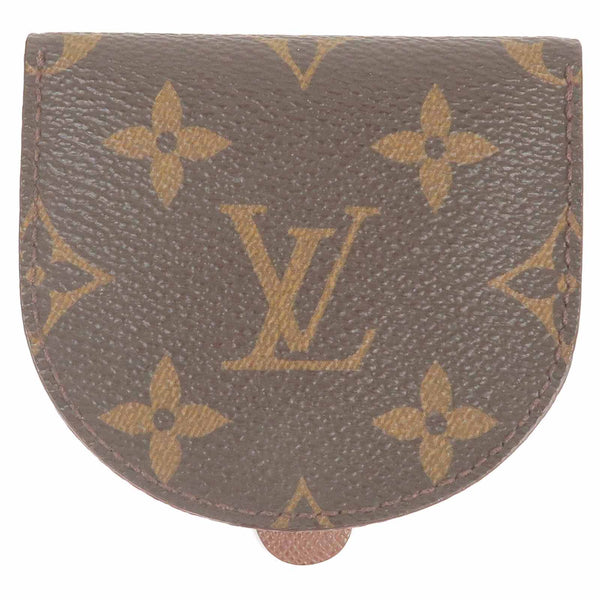 Louis Vuitton Monogram Porte Monnaie Cuvette Coin Case M61960