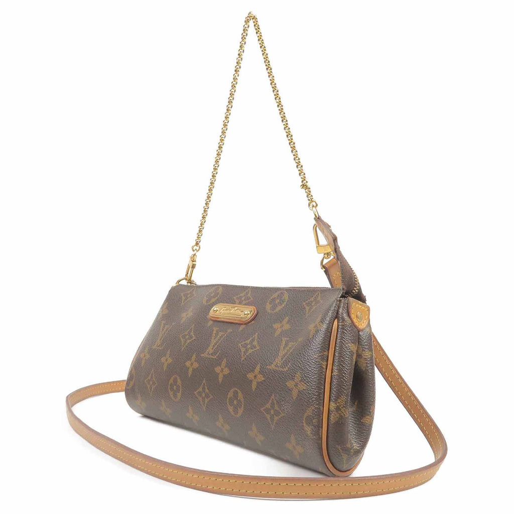 Louis Vuitton Monogram Eva Pouch Shoulder Bag M95567-dct-ep_vintage luxury Store
