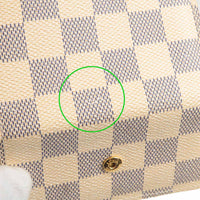 Louis Vuitton Damier Azur Multiclés 6 Key Holder Case N61745-dct-ep_vintage luxury Store