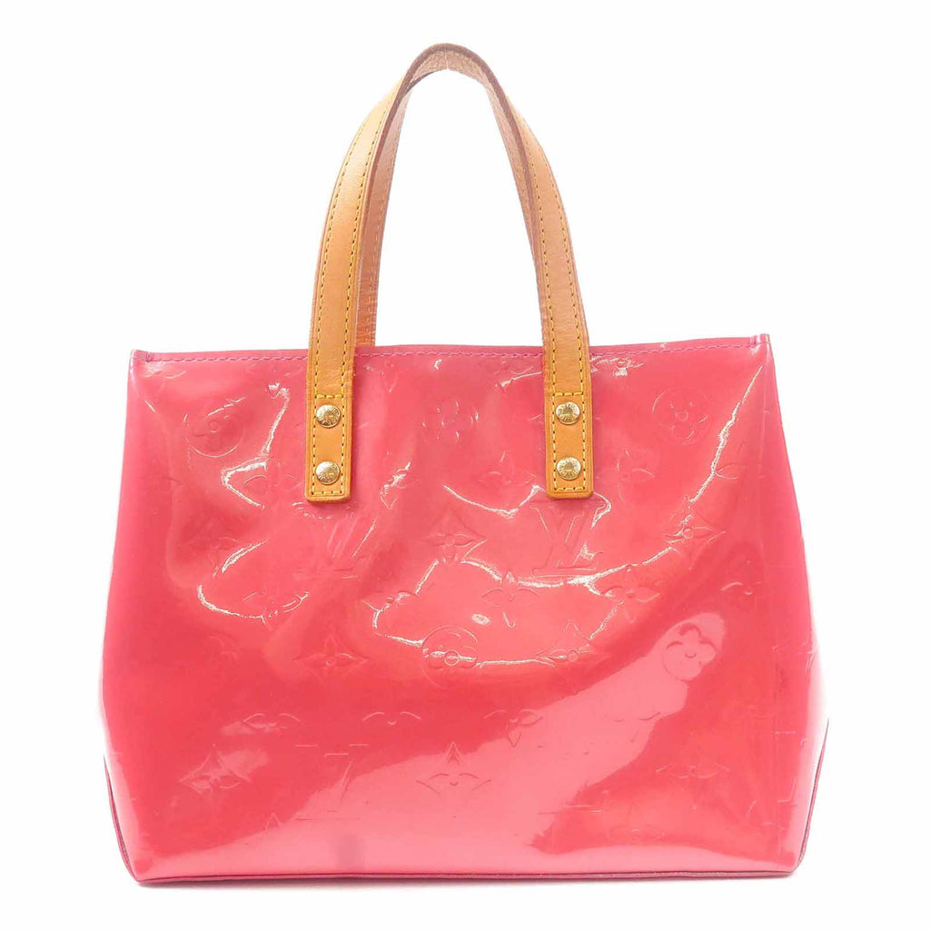 Louis Vuitton Monogram Vernis Lead PM Hand Bag Framboise M9132F-dct-ep_vintage luxury Store
