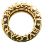 BVLGARI B-zero1 Pendant Top Charm K18 750 Yellow Gold