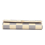 Louis Vuitton Damier Azur Multiclés 4 Key Holder Case N60020