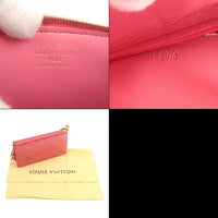 Louis Vuitton Monogram Vernis Lexington Pochette Framboise M9131F