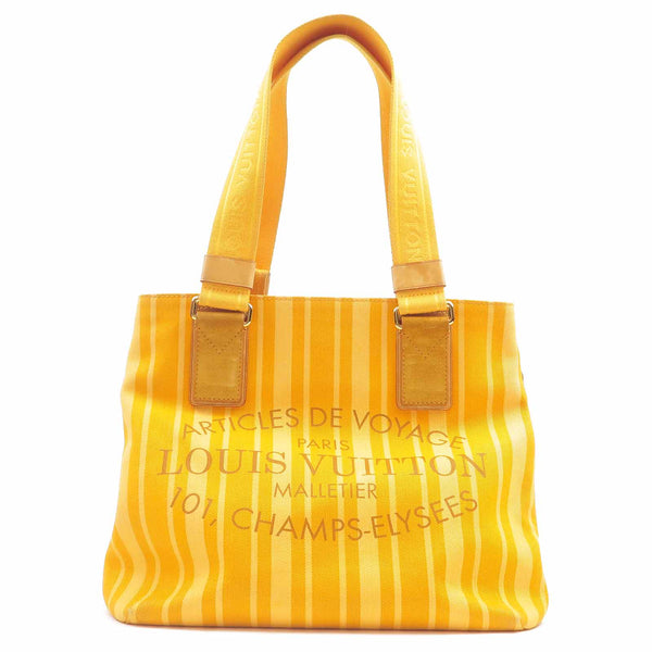 Louis Vuitton Plein Soleil Cabas PM Tote Bag Yellow M94145-dct-ep_vintage luxury Store