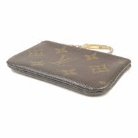 Louis Vuitton Monogram Pochette Cles Coin Case M62650
