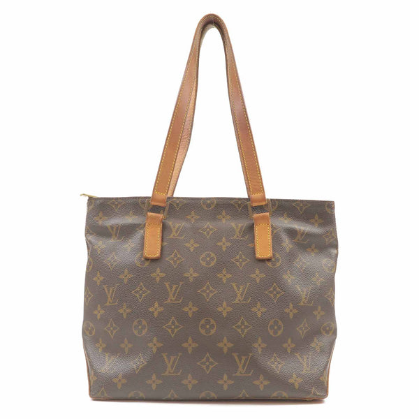 Louis Vuitton Monogram Cabas Piano Tote Bag M51148