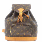 Louis Vuitton Monogram Mini Montsouris Back Pack Bag M51137