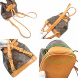 Louis Vuitton Monogram Mini Montsouris Back Pack Bag M51137 backpack