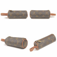 Louis Vuitton Set of 2 Monogram 3 Ball De Golf Ball Case M58249