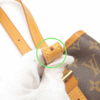 Louis Vuitton Monogram Bucket GM Shoulder Bag M42236