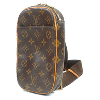 Louis Vuitton Monogram Pochette Gange Cross Body Bag M51870