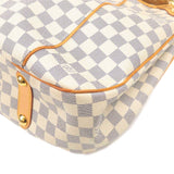 Louis Vuitton Damier Azur Galliera PM Shoulder Bag N55215