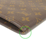 Louis Vuitton Monogram Posh Documents 30 Document Case M53457