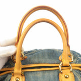 Louis Vuitton Monogram Denim Neo Cabby MM  2Way Bag M95349