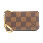 Louis Vuitton Damier Pochette Cles Coin Case N62658