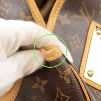 Louis Vuitton Monogram Galliera PM Shoulder Bag M56382