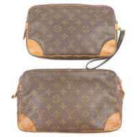 Louis Vuitton Monogram Compiegne 28 Marly Dragonne M51845 M51825