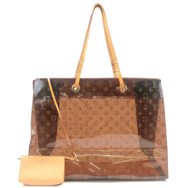 Louis Vuitton Monogram Vinyl Cabas Cruise Tote Bag M50500