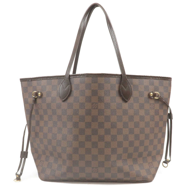 Louis Vuitton Damier Neverfull MM Tote Bag N51105